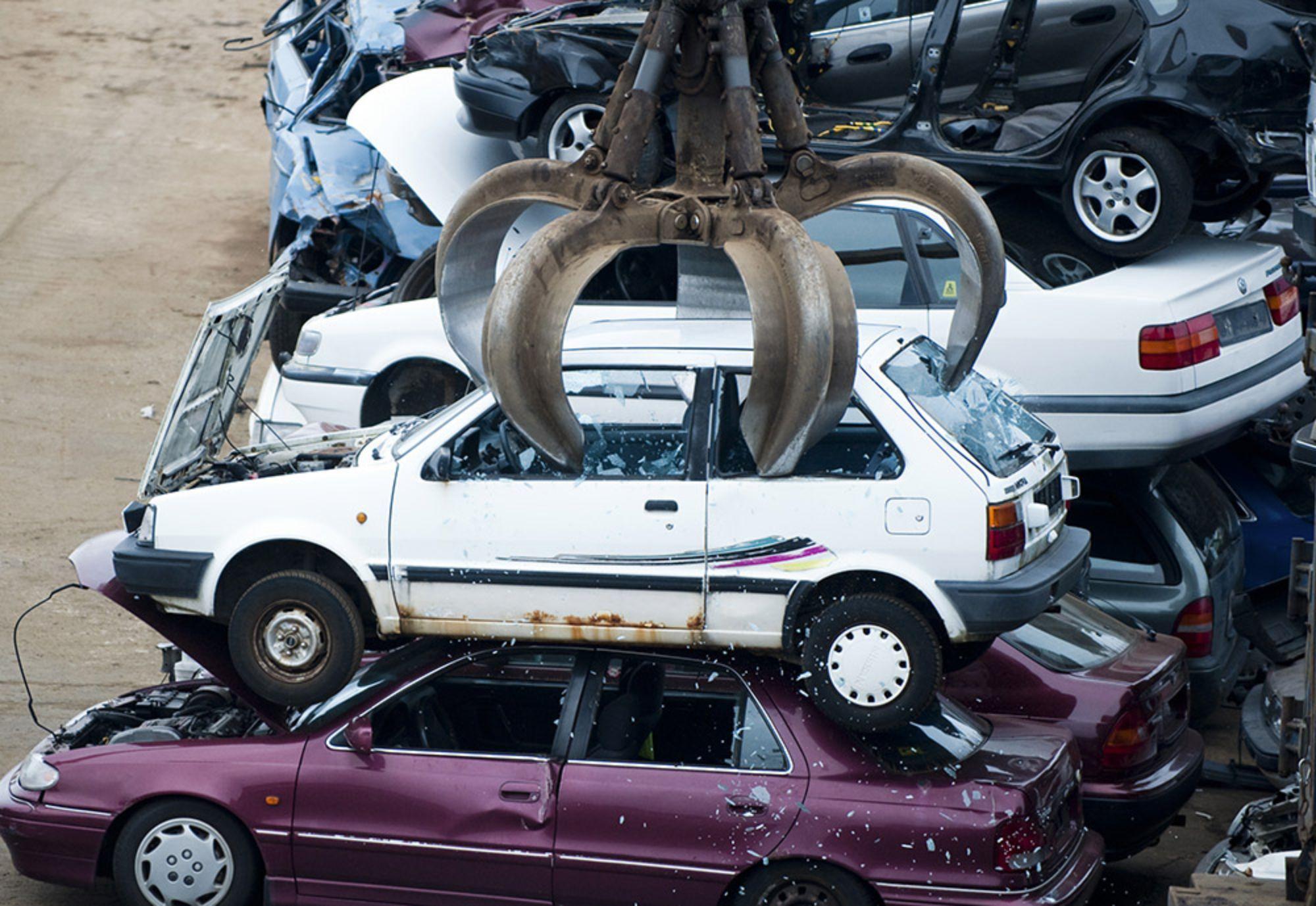 selge eller vrake bil